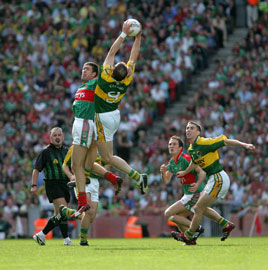 All Ireland Action - Mayo v Kerry 2006